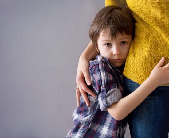 stany lekowe u dziecka